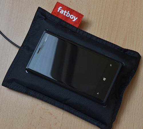 Bezdrátová nabíječka – Nokia FatBoy DT-901